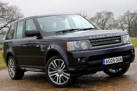 range rover sport black land rover range rover sport estate 2005 2013 features