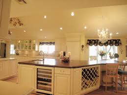 exceptional french kitchen islands tables under bench wine rack