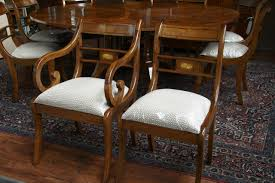 Duncan Phyfe Dining Room Table And Chairs Duncan Phyfe Dining Room Chairs Mahogany Dining Room Chairs Empire
