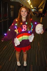 Gravity Falls Mabel Halloween Costume File Montreal Comiccon 2016 Mabel Pines 28225216046 Jpg