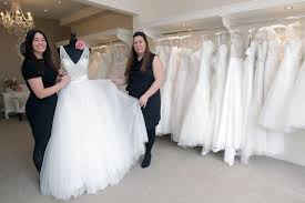 wedding dresses liverpool local delight as former liverpool chippy is transformed into a