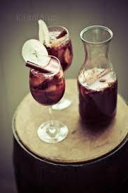 10 thanksgiving inspired cocktails apple cider sangria sangria