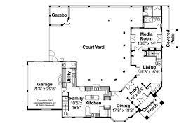 mediterranean home floor plans mediterranean house plans with photos luxury modern floor one