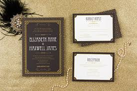gatsby wedding invitations gatsby wedding stationery weddings ideas from evermine