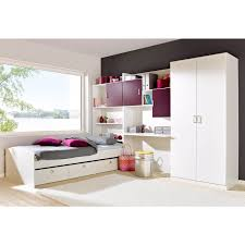 ensemble de chambre ensemble chambre enfant lit armoire étagère de lit espace