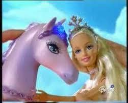 2005 barbie magic pegasus doll hungarian commercial
