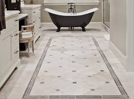 simple floor vintage bathroom decor ideas with simple vintage bathroom floor