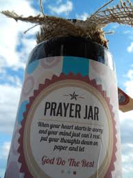 diy prayer jars diy pinterest prayer jar sunday and