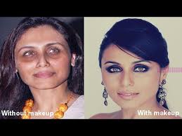 funny shocking pictures of bollywood celebrities without makeup