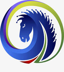 free logo design horse creative horsehead horse logo design png image and clipart for