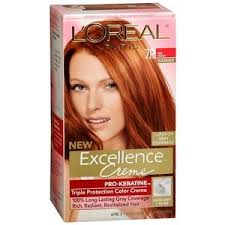 loreal hair color chart ginger red hair color chart loreal products loreal excellence