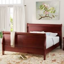 Iron Sleigh Bed Bed Sleigh Bed Frames Home Design Ideas