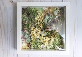 preserve flowers diy preserved wedding flower shadowbox with