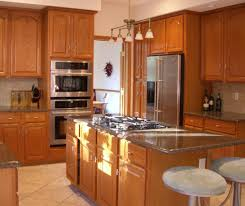 Kitchen Color Ideas With Oak Cabinets by Kitchen Inspiring Kitchen Decorating Ideas Design Small Kitchens
