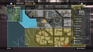 Secret Map Infamous Second Son Secret Agents Side Missions Guide Vgfaq