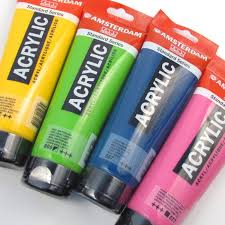 royal talens amsterdam artisst acrylic paint 250ml