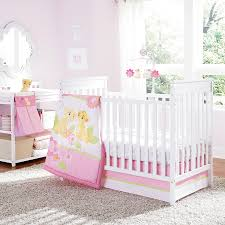 nursery beautiful cinderella crib bedding for sweet nursery