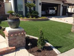 Lawn Free Backyard Artificial Turf Installation Rio Communities New Mexico Lawns