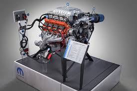 jeep crate dodge will now sell you a hellcat crate engine motor trend