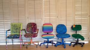 Diy Desk Chair Easy Diy How To Redecorate An Chair