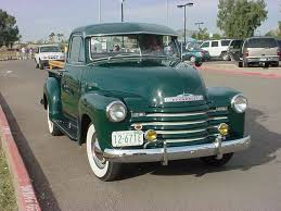 48 chevy pickup green paint code the h a m b