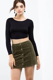 corduroy skirts women s skirts avalon corduroy skirt a gaci