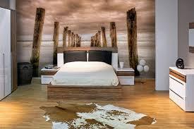 photo de chambre decoration papier peint chambre maison design bahbe com
