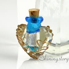 ashes necklace holder small glass vials for necklacesjewelry that holds ashes memorial