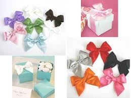 pre bows lmk gifts peacock wedding pre made bows