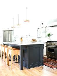 cuisine avec ilo petit ilot central de cuisine ilot central pour cuisine