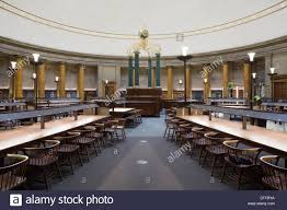 manchester uk central library reading room almost ready for the