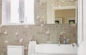 wallpaper for bathroom ideas bathroom small wallpaper ideas peelable vinyl photo gallery tile