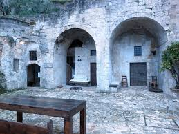 cave hotels in the sassi districts of matera italy