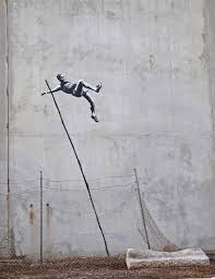 Banksy S Top 10 Most Creative And Controversial Nyc Works - banksy london olympics 2012