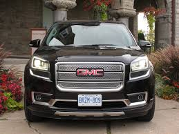 comparison chevrolet trailblazer 2015 vs gmc acadia denali