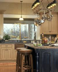 Distressed Painted Kitchen Cabinets Distressed Milk Paint Kitchen Cabinets Kitchen Rustic With