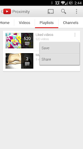 apk download youtube 5 9 for android delivers a number