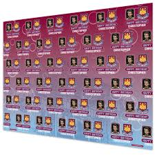 one direction wrapping paper west ham wrapping paper name and photo personalised