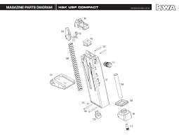 free download kwa h u0026k usp compact gas blowback instruction manual