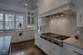 Carrara Marble Kitchen by 2 U0027 U0027 Thick Carrara Kitchen