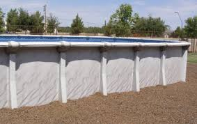 above ground pool landscaping questions