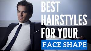 Hairstyle For Face Shape Men by The Best Men U0027s Hairstyles For Your Face Shape And Hair Type