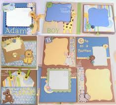 baby boy photo album best 25 baby mini album ideas on mini albums scrap