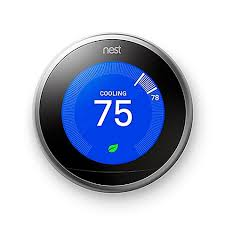 Bed Bath And Beyond Order Status Nest Learning Third Generation Thermostat In Silver Bed Bath