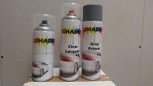 car spray paint aerosol mix to colour code custom gloss lacquer