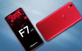 Oppo F7 Oppo F7 New Cameras New Display And A Notch