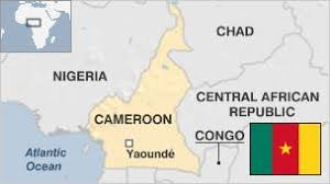 map of cameroon cameroon country profile