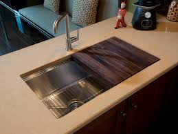 Rv Kitchen Sink Covers Kitchen Sink With Cutting Board Boxmom Decoration