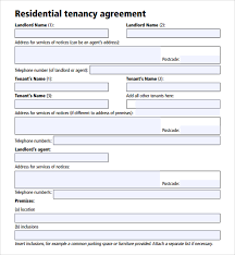 Free Tenancy Agreement Template Word free tenancy agreement template word sle tenancy agreement