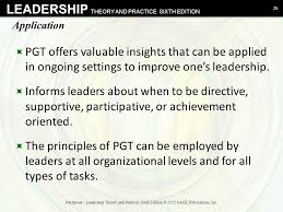path goal theory chapter ppt video online download